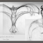 Rough sketchscreen